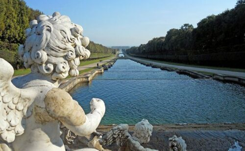 4554 Fountain Venere E Adone Caserta Palace1 1 500x309, Unofficial Website of the Royal Palace of Caserta