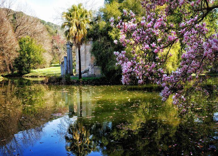 Come Si Chiama La Vasca Da Bagno In Inglese : Il giardino inglese reggia di caserta