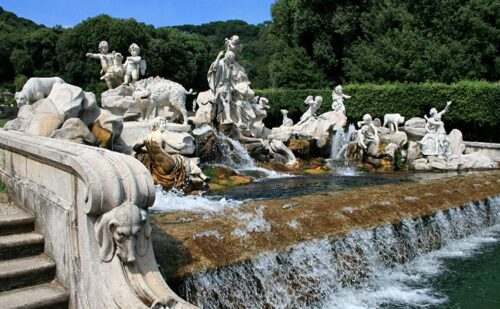 IMG 4556 Fontana Di Venere E Adone1 1 500x309, Unofficial Website of the Royal Palace of Caserta