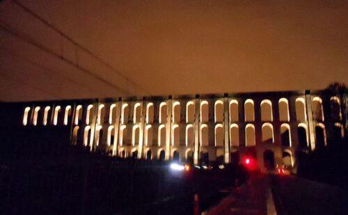 Acquedotto Carolino Notte 500x309, Sito non ufficiale della Reggia di Caserta
