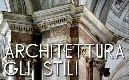 architettura-gli-stili-manuale