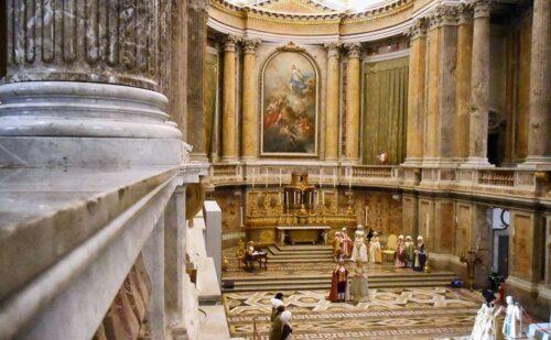Cappella 11 500x309, Sito non ufficiale della Reggia di Caserta