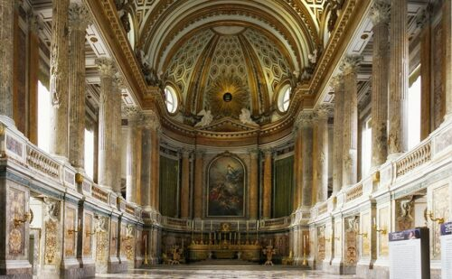 The Royal Palatine Chapel