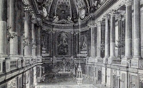 , Virtual restoration, Unofficial Website of the Royal Palace of Caserta