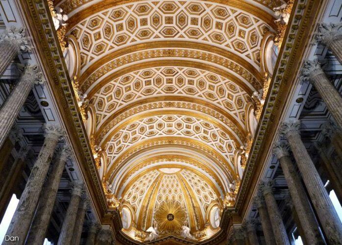 cappella-soffitto