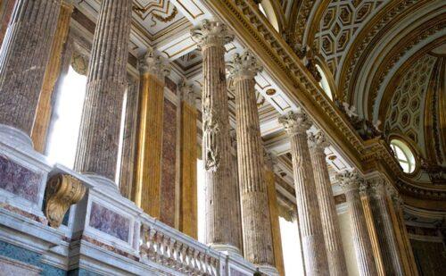 Cappella Versailles Caserta2 500x309, Sito non ufficiale della Reggia di Caserta