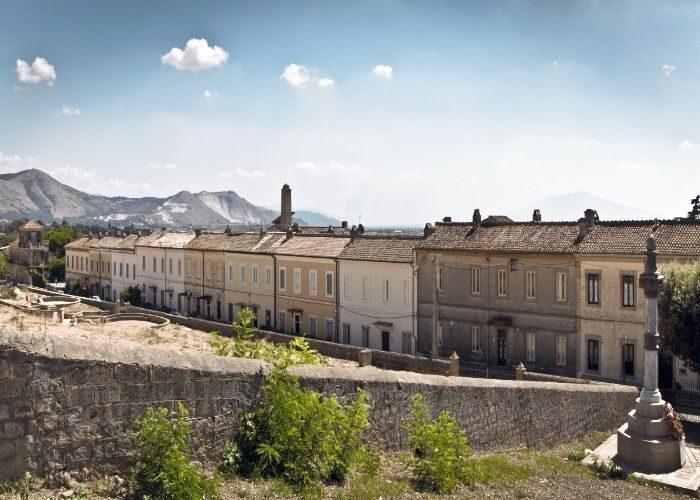 san leucio case-degli-operai-by-Antonio-Protano