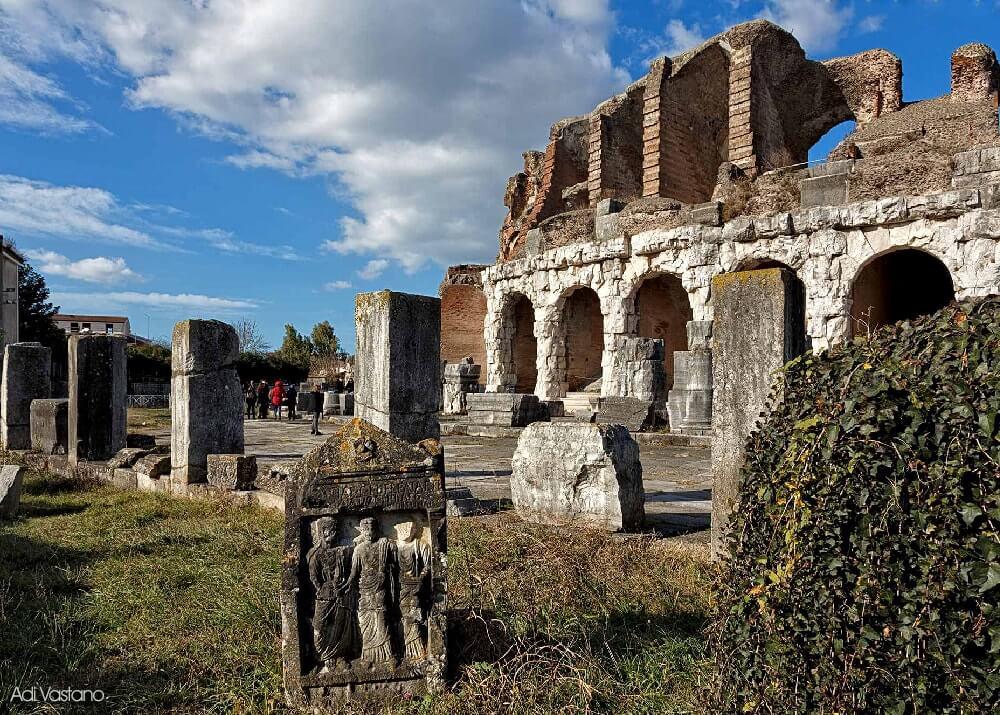 Caserta Capua Anfiteatro Spartaco 5, Reggia di Caserta UnOfficial