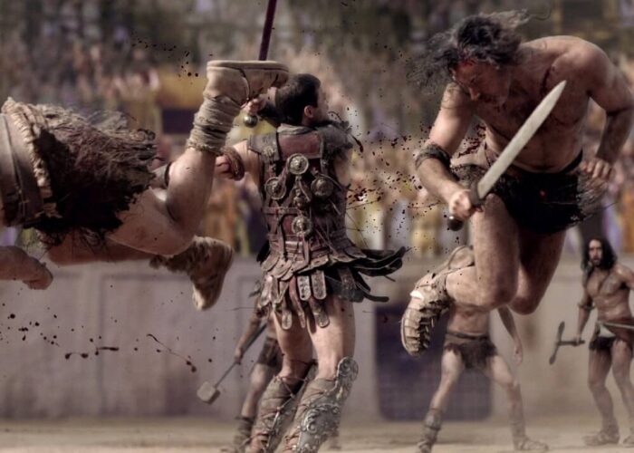 Caserta Capua Anfiteatro Spartacus 2 700x500, Reggia di Caserta UnOfficial