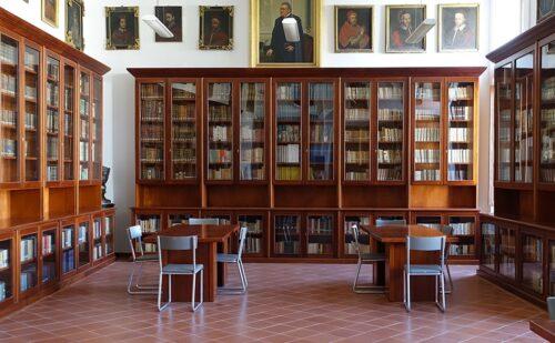 Caserta Capua Museo Campano Biblioteca 500x309, Reggia di Caserta UnOfficial