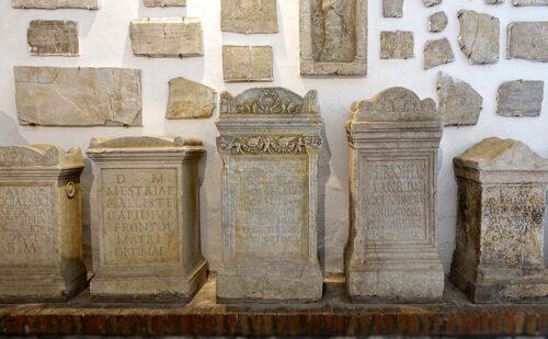 Caserta Capua Museo Campano Lapidario 2 500x309, Reggia di Caserta UnOfficial