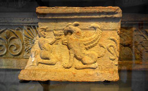 Caserta Capua Museo Campano Terrecotte Architettoniche 500x309, Reggia di Caserta UnOfficial