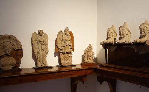 Caserta Capua Museo Campano Terrecotte Votive 500x309, Reggia di Caserta UnOfficial