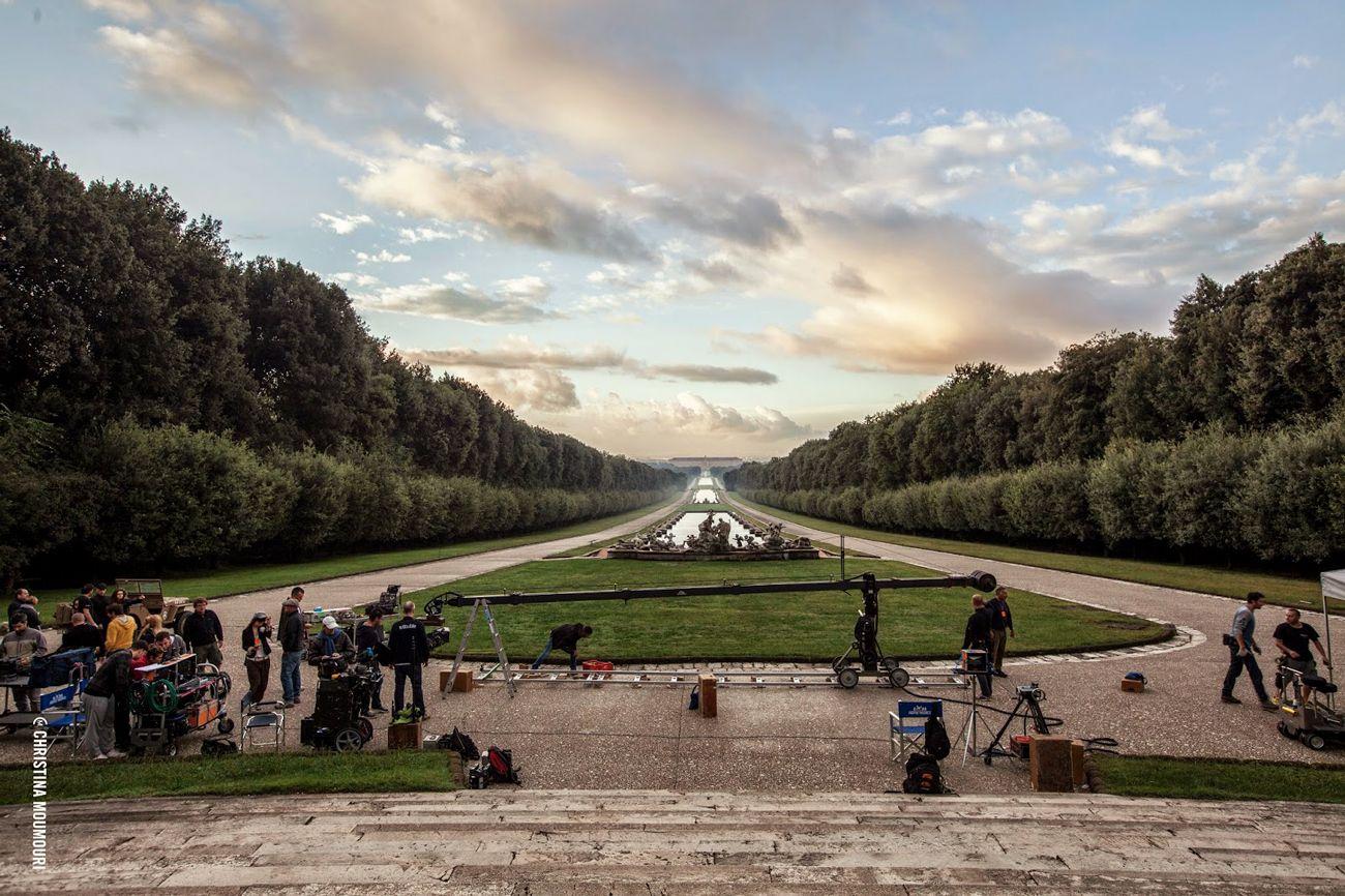 Caserta Palace Dream 5 1, Sito non ufficiale della Reggia di Caserta