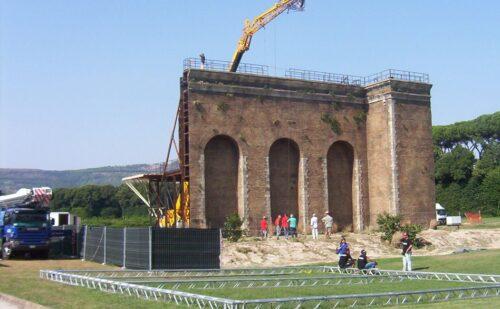 Caserta Palace Mission Impossible Iii 11 500x309, Sito non ufficiale della Reggia di Caserta