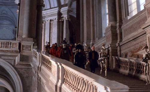 Caserta Palace Star Wars Episode I The Phantom Menace 500x309, Sito non ufficiale della Reggia di Caserta