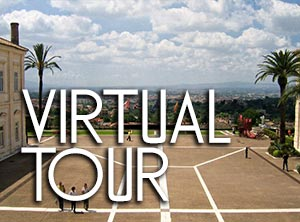 Virtual tour of the Belvedere of San Leucio