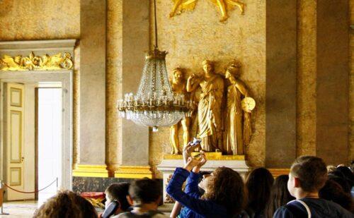 Caserta Visita Vrtuale Sfondo 500x309, Reggia di Caserta UnOfficial