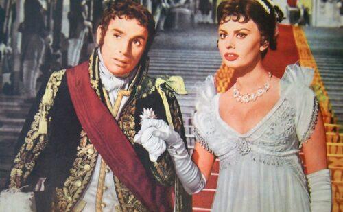 Film Caserta Madame Sans Gene Loren 2 500x309, Reggia di Caserta UnOfficial
