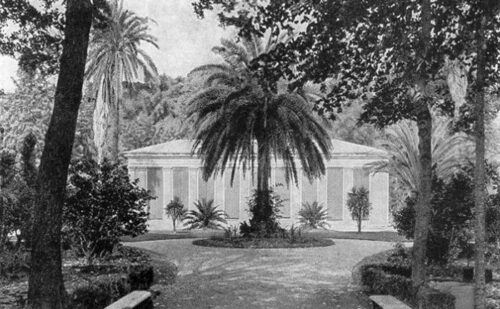 Greenhouse Caserta Palace2 500x309, Unofficial Website of the Royal Palace of Caserta