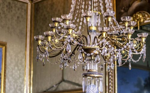 Lampadario Neoclassico 500x309, Unofficial website of the Royal Palace in Caserta