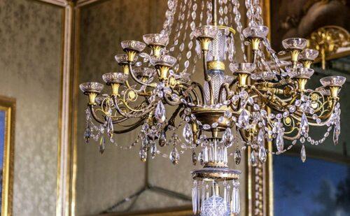 Lampadario Neoclassico 500x309, Sito non ufficiale della Reggia di Caserta