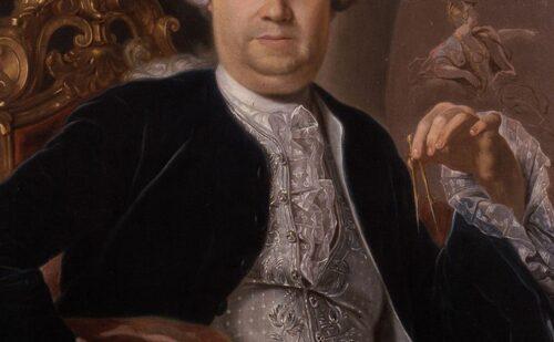 Luigi Vanvitelli, l'Architetto