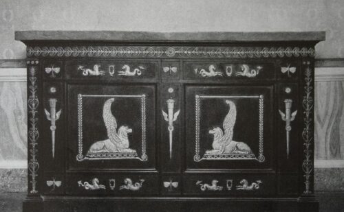 Mobile Murat Originale 1 500x309, Unofficial Website of the Royal Palace of Caserta
