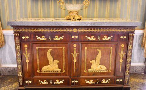 Mobile Murat Restaurato Reggia Di Caserta Wat 500x309, Sito non ufficiale della Reggia di Caserta