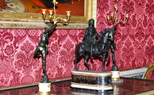 Napoleone Bronzo Arte Decorativa Neoclassico 500x309, Sito non ufficiale della Reggia di Caserta