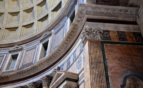 Pantheon 500x309, Unofficial website of the Royal Palace in Caserta