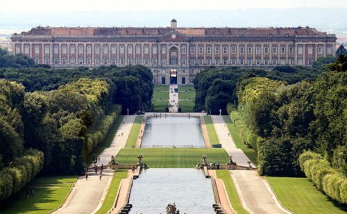 Parco Parterre 1 500x309, Unofficial website of the Royal Palace in Caserta