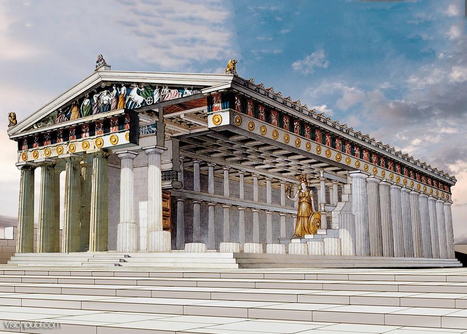 L 39 arte classica greca e romana reggia di caserta for Architettura classica