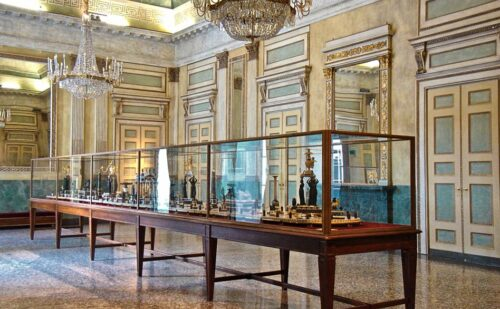 Piermarini Vanvitelli Milano Palazzo Reale 2 500x309, Reggia di Caserta UnOfficial