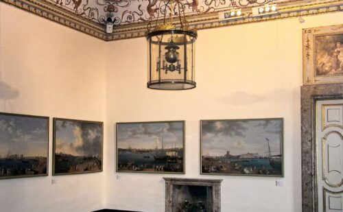 Pinacoteca 1 500x309, Unofficial Website of the Royal Palace of Caserta