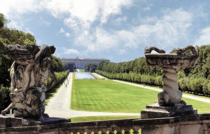 Progetto Prato Prima 700x449, Sito non ufficiale della Reggia di Caserta