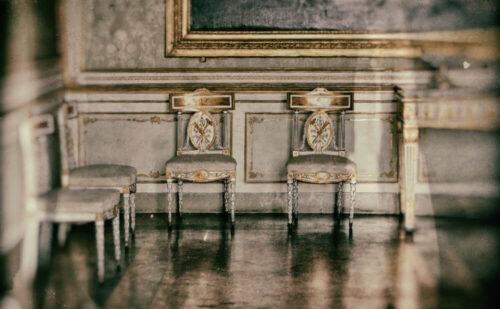 Reggia Caserta Arte Decorativa Intro Logo 500x309, Sito non ufficiale della Reggia di Caserta