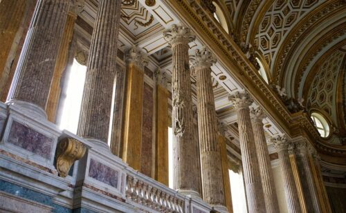 Reggia Caserta Cappella Palatina 2 500x309, Unofficial website of the Royal Palace in Caserta