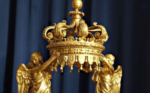 Reggia Caserta Cappella Tronetto Esposizione Eucaristica 2 500x309, Sito non ufficiale della Reggia di Caserta