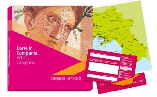 Reggia Caserta Info Artecard 500x309, Unofficial website of the Royal Palace in Caserta
