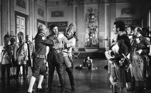 Reggia Di Caserta Film Donne E Briganti 3 500x309, Sito non ufficiale della Reggia di Caserta
