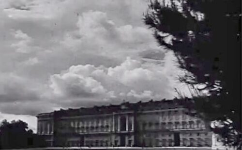 Reggia Di Caserta Film I Tre Aquilotti 3 500x309, Reggia di Caserta UnOfficial