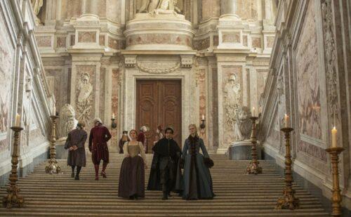 Reggia Di Caserta Film The Great 1 500x309, Reggia di Caserta UnOfficial