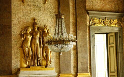 Reggia Di Caserta   Sala Di Astrea   7 500x309, Sito non ufficiale della Reggia di Caserta
