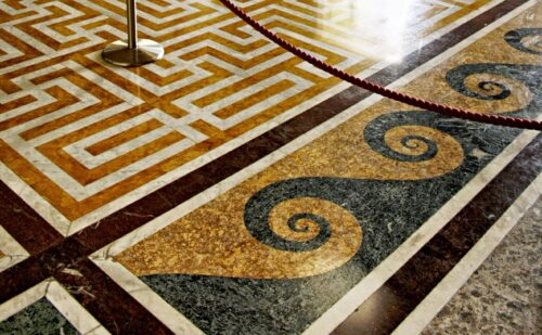 Sala Pavimento 1 500x309, Unofficial Website of the Royal Palace of Caserta