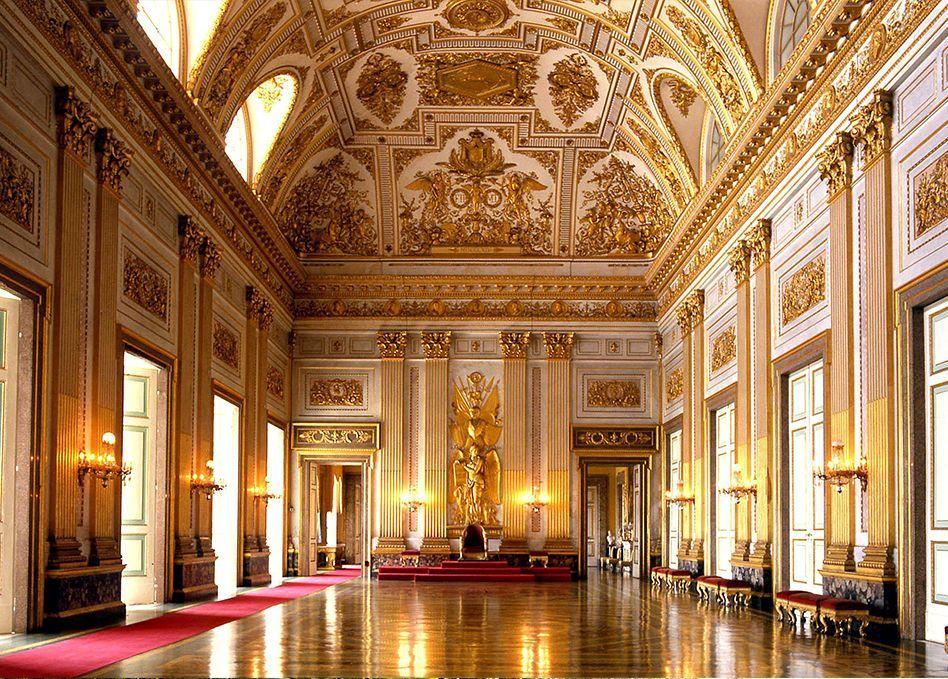 Caserta Interior