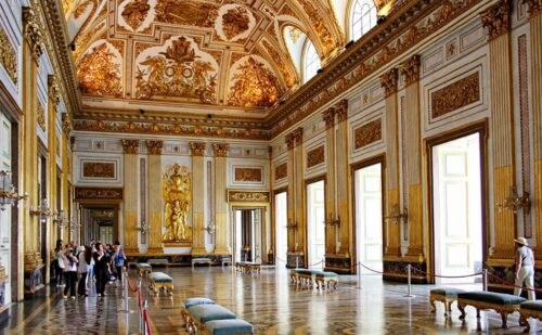 Sala Trono Wat 1 500x309, Unofficial Website of the Royal Palace of Caserta