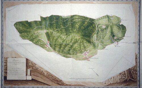 San Silvestro Oasi Map 500x309, Sito non ufficiale della Reggia di Caserta