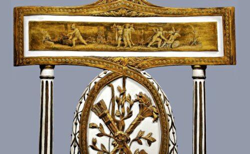 Sedia Pompei Neoclassico 500x309, Sito non ufficiale della Reggia di Caserta