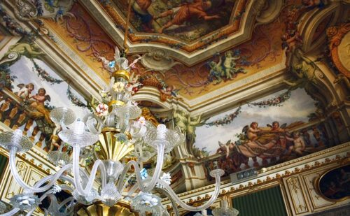 Soffitto Rococò 948 Reggia Di Caserta Wat 500x309, Unofficial website of the Royal Palace in Caserta